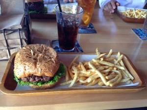 Bare Burger & Fries