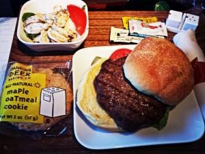 Delta Burger