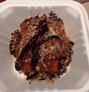 Carnitas Snack Shack Samoas Doughnut (9-12-2014)