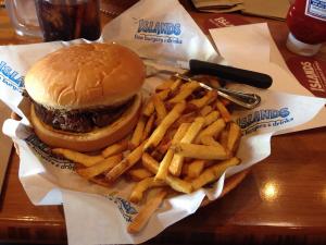 Islands Burger (11-10-2014)