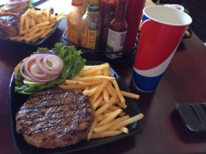 Crazee Burger Angus (4-13-2015)