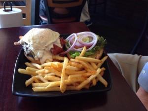 Crazee Burger Chubby Charlie (4-13-2015)