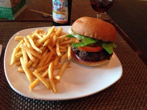 Craft Burger And Fries (6-23-2015)