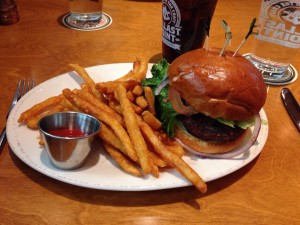 Ballast Point Burger (2-10-2016)