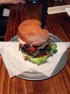 The Balboa Bar and Grill Centennial Burger (2-23-2016)