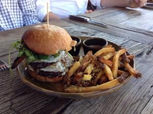 Double Standard Burger (3-9-2016)