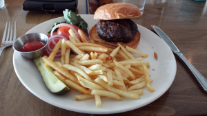 Beaumonts Char-Burger (5-18-2016)